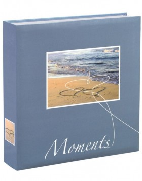 LIVORNO slip-in photo album 200 photos 10x15 cm