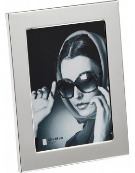 Silver plated photo frame Emily 13x18 cm