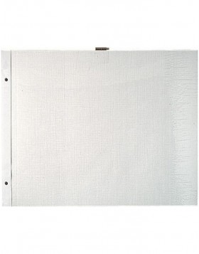 Refill sheets for post bound album Krea Exacompta 15x11.5...