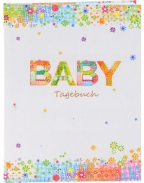 FLOWER POWER Babytagebuch