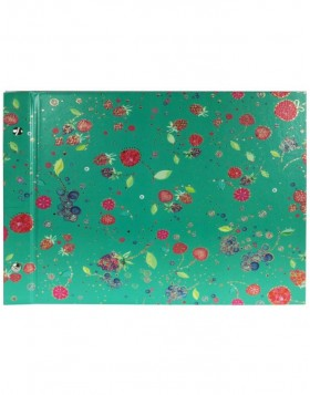 screw-bound album FRUITS GREEN 39x31 cm