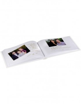Venezia Photo and Guest Album, 30x20 cm, 60 white pages