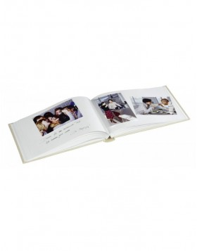 Corky Photo and Guest Album, 30x20 cm, 60 white pages