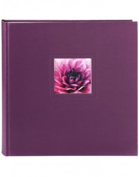 Photo album Colore blackberry 30x31 cm
