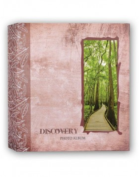 DISCOVERY slip-in photo album 200 photos 11x16 cm