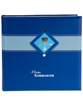Photo Album Communion Silver Chalice