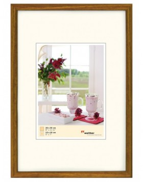 wooden photo frame 30x40 cm - Meran oak