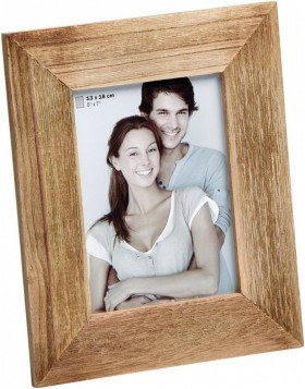 Photo frame Limmerick II - 10x15 cm brown
