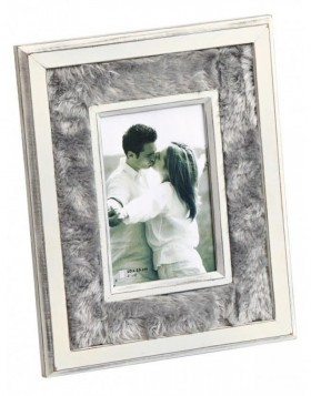 Photo frame 10x15 cm gray Meath