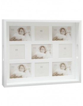 Picture tray Deoli - white