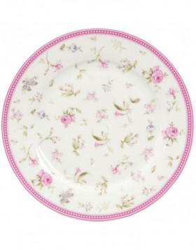 small plate ELEGANT ROSE � 22 cm