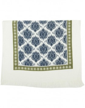 guest towel blue-green CTIC Clayre Eef