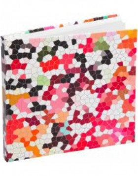 guest book Mosaik - colouful