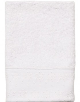 guest towel Clayre Eef in white