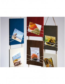 Gallery Frame La Casa for 3 photos 8 x 11 cm