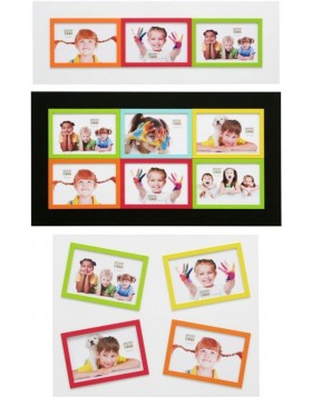 Gallery frame S67J - 3 to 6 photos 10x15 cm