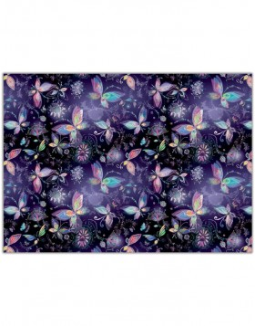 Gift wrap Silvermoon nightblue