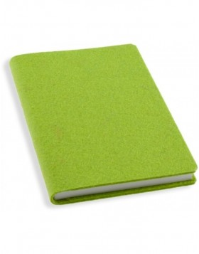 notebook FilZit green DIN A5