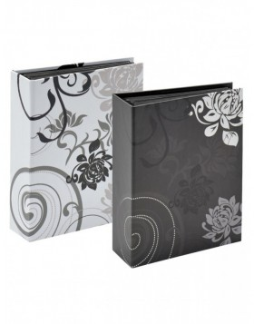 mini slip-in album Grindy for 10x15 cm - white