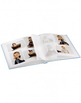 Joshua Bookbound Album, 26x26 cm, 60 white pages