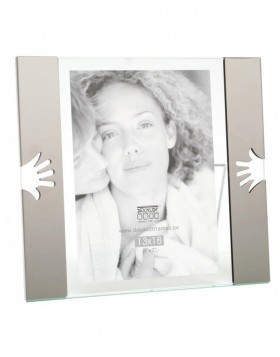 Glass frame from the series Hands S59ZJ2
