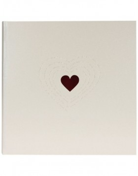 Wedding photo album 30x31 cm Ti Amo