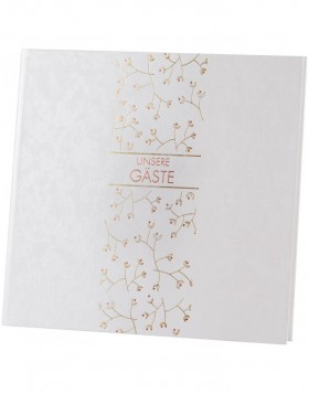 Wedding guestbook Growing Love