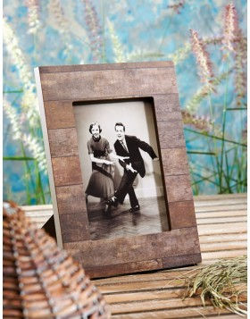 Kerry photo frame 13x18 cm brown