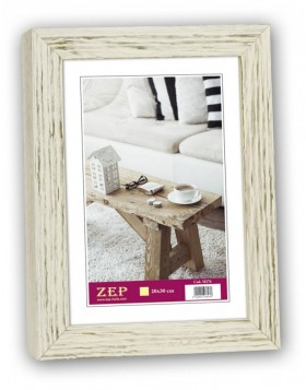 wooden photo frame SWEN in 4 sizes