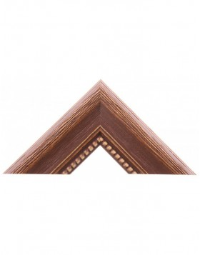 wooden frame H390 brown 10x13 cm normal glass