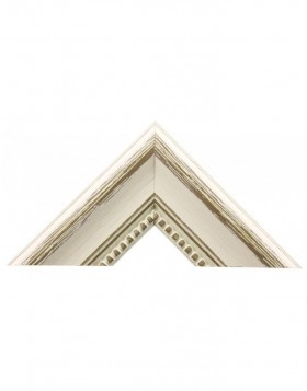 wooden frame H390 cream 13x18 cm normal glass