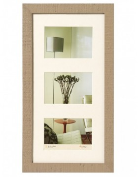 Home Gallery Frame 3x 15x20 beige brown
