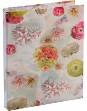 colouful ring binder - Ranunkel by Janina Lamberty