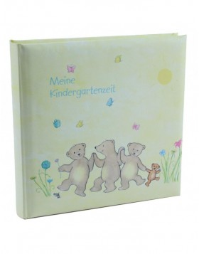 Children album My Kindergarten times by Bärbel Haas