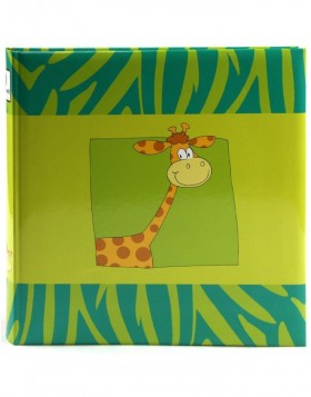 Children album Safari Giraffe