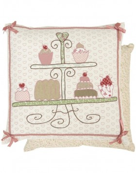 Kissen 50x50 cm HT High Tea