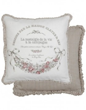 Pillow 50x50 cm Romantic Spirit course