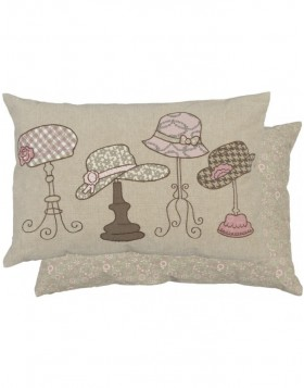 Pillow HIGH TEA filled 35x50 cm
