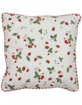 Kissen SG24 Strawberry Garden 40x40 cm