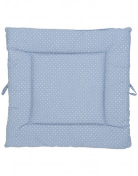 pillow with foam material blue - KT029.012 Clayre Eef