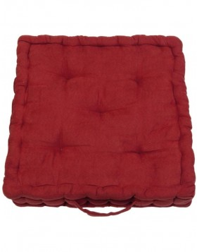 pillow with foam material red - KT029.028 Clayre Eef