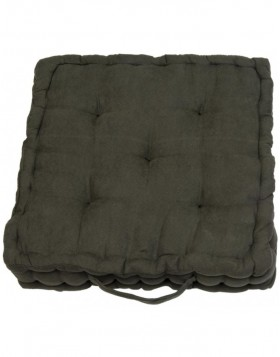 pillow with foam material green - KT029.030 Clayre Eef