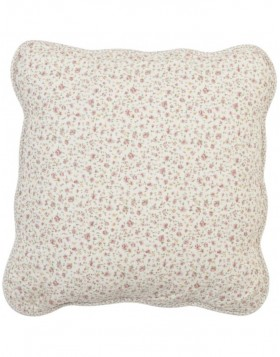 Pillows with romantic floral pattern 40x40 cm