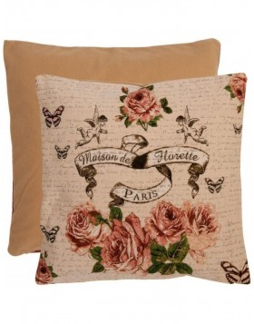 pillowcase pink - KT020.039 Clayre Eef