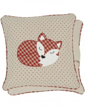 pillowcase red - KT020.043R Clayre Eef