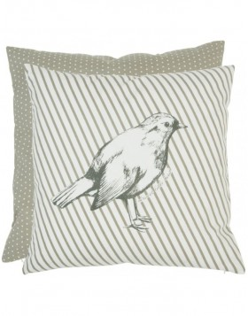 pillowcase grey - LSB20 Clayre Eef