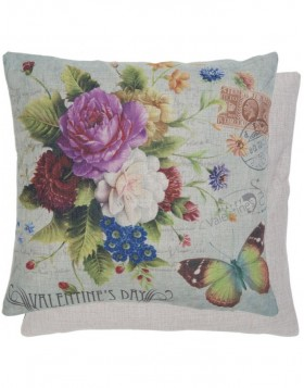 pillowcase colourful - KT021.048 Clayre Eef