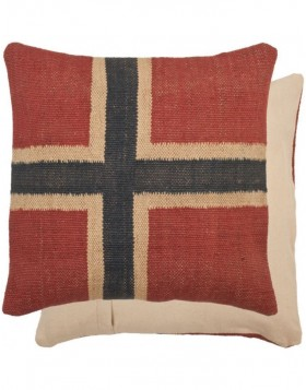 pillowcase red - KT030.028 Clayre Eef