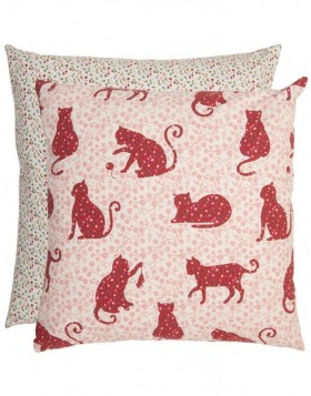 pillowcase red - LOC30 Clayre Eef