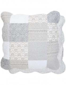 pillowcase grey - Q154.030 Clayre Eef